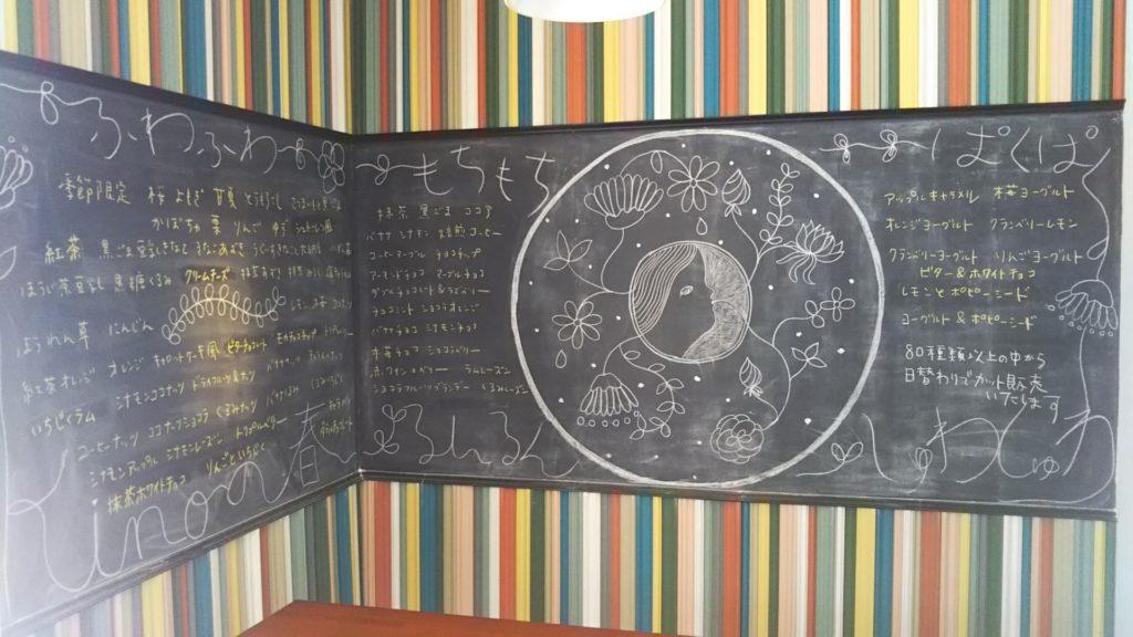 KINO黒板